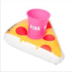 NWT VS PINK CUP AND PIZZA FLOATIE